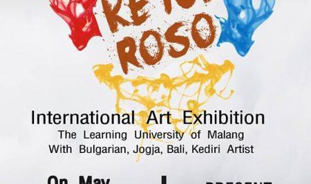 """Pameran Internasional """"KETUK ROSO"""" di Galeri Raos Batu"""