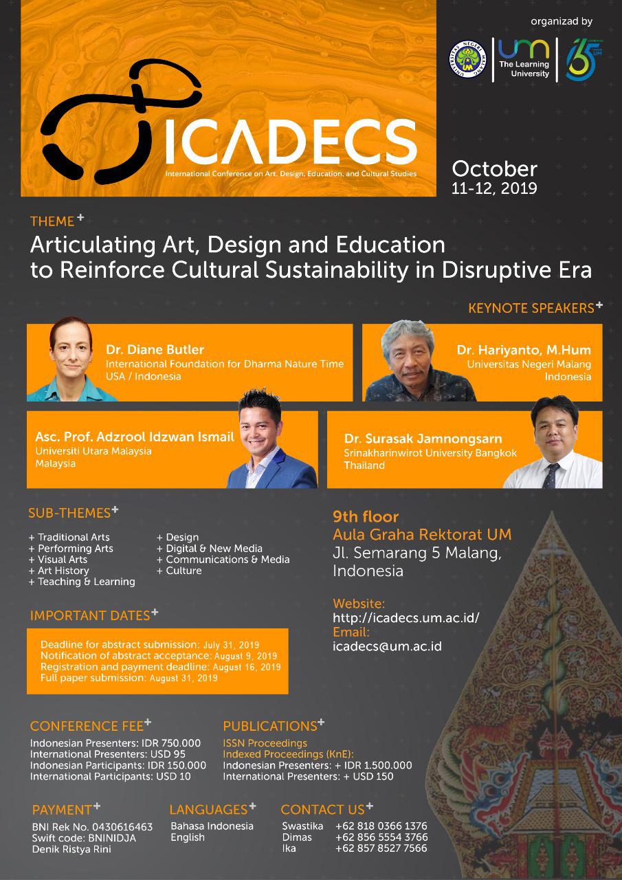 ICADECS 2019