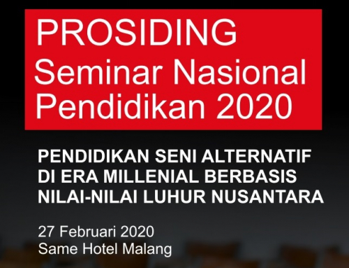 Prosiding Seminar Nasional Pendidikan 2020
